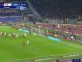 第79分钟罗马球员科拉罗夫射门 - 打偏