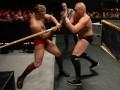 NXT UK第77期:德拉古诺夫无犯规赛挑战沃尔夫