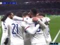 第31分钟里昂球员图萨尔进球 里昂1-0尤文图斯