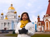 《洲游俄罗斯》第六集:宁静田园萨兰斯克