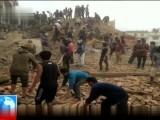中国游客回忆地震惊魂瞬间:整个人被甩出去