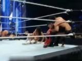 WWE-14年-SD第788期:米兹耍阴反被安迪玩爆 大秀哥碾压鲁瑟夫-全场