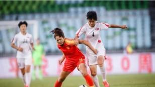 U20中国女足0-5朝鲜 获四国赛亚军