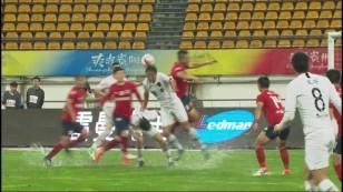 贵州0-0陕西终结3连胜