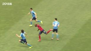 陕西3-2南通止4轮不胜