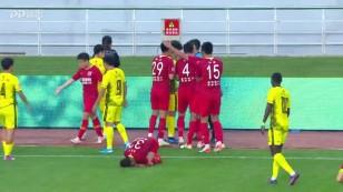 亚泰3-1终结呼和浩特七连胜