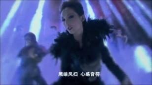 最初我也觉得舞法天女的舞蹈无法直视,直到我换了背景音乐