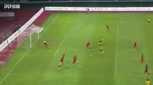 梅州客家0-0四川FC