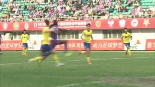 黑龙江FC主场1-1四川FC