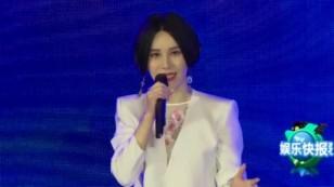 尚雯婕为《熊出没》献唱 自称是熊大熊二粉丝