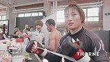 UFC PI训练纪实第5集:黄飞儿和茸主为1月比赛紧张备战