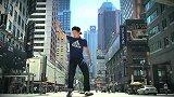【13岁日本正太】KJ Takahashi超帅气舞蹈《Geometry Dash》