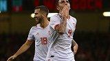 友谊赛-威尔士VS西班牙