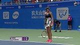 WTA-16年-WTA武汉网球公开赛第2轮 科贝尔vs梅拉德诺维奇-全场