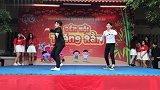 越南中学生翻跳串烧EO《Power》防弹少年团《血汗泪》