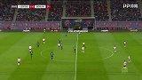 第39分钟RB莱比锡球员维尔纳射门