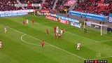第78分钟RB莱比锡球员恩昆库进球 勒沃库森1-1RB莱比锡