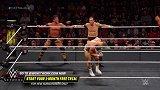 WWE-18年-NXT接管大赛:双打冠军赛 奥莱利&斯特朗VS贝特&赛温集锦-精华