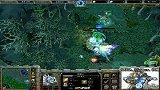 魔兽Dota AllStars-精灵GK成名战龙骑士