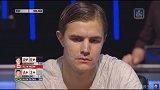 大罗昔日参加德州扑克对决 逆天改命抽中对子通杀对手