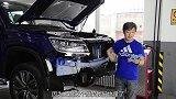 """谁说""""架子车""""没有防撞梁?这辆RX8不仅有,还有三个!"""