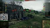 【坦克世界欧战天空】8级小偷三剑客(Rhm-B WT、IS-5、54轻)