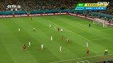 世界杯-14年-淘汰赛-1/8决赛-比利时队米拉拉斯面对门将射门再次被霍华德得到-花絮