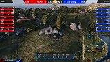 KA坦克世界黄金联赛2015赛季总决赛YATO VS RG