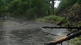 大兴安岭原始森林UI,也是【根河】的源头