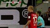 第54分钟法兰克福球员帕西恩西亚射门
