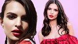 魅惑体坛-与内马尔合拍广告的性感嫩模 艾米丽展现完美肉体