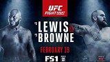 UFC-17年-格斗之夜第105期哈利法克斯站主赛全程(英文解说)-全场