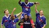 法国世界杯首冠回顾6:图拉姆封神战 高卢雄鸡逆转格子军团