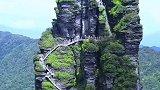 """世界自然遗产人类最宝贵的遗产""""梵净山"""""""