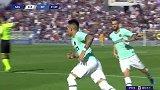 第2分钟国际米兰球员劳塔罗·马丁内斯进球 萨索洛0-1国际米兰
