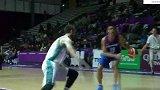 中国男篮-18年-亚运会-菲律宾华裔JAMES YAP亚运首战哈萨克斯坦12分集锦-专题