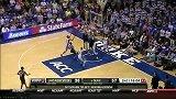 NCAA-1314赛季-11月19日Jabari_Parkevs_UNC_Asheville21分10篮板4助攻全集锦-专题