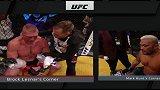 UFC-16年-UFC200:重量级莱斯纳vs马克亨特-全场
