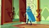魔法俏佳人:蕾儿与迪亚斯波争风吃醋,蓝天真是一个幸运的人!