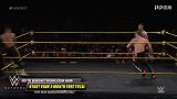 WWE-18年-NXT第447期:TM61 VS街头浪子-精华