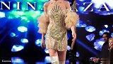 詹妮娜·阿扎尔在2020纽约时装发布会