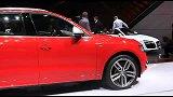 2012巴黎车展-奥迪S系列柴油车SQ5发布