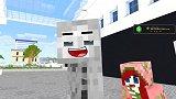 我的世界动画-怪物学院-CS大战
