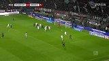 第59分钟法兰克福球员帕西恩西亚射门 - 被扑