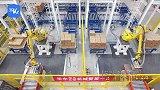 菜鸟前端.mov机器人成未来物流主角,菜鸟超级机器人旗舰仓上线