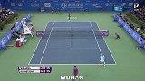 WTA-16年-WTA武汉网球公开赛第3轮 大威廉姆斯vs库兹涅佐娃-全场