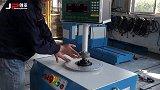 JP上海剑平摩托车飞轮动平衡机视频操作教程