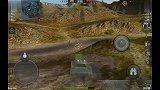 坦克世界闪电战 Obj.140+输出7.6k Dmg - 7 Kills (1 vs 3) - Epic Raseiniai Battle!