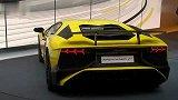 汽车-兰博基尼Aventador SV世界首演