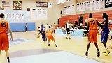 街球-丹佛掘金暴力神兽Kenneth Faried在Nike Pro City Run的虐框集锦-专题